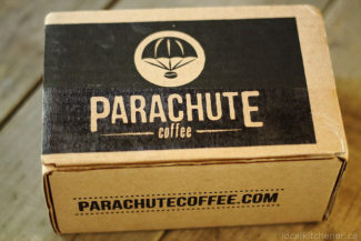 Craft Coffee Floats In: Parachute Coffee Review and Giveaway