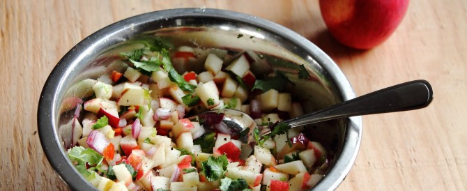 Winter de Gallo Salsa
